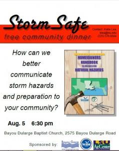 Storm Safe